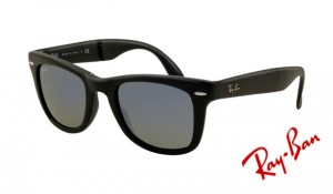 knock off ray bans sunglasses  knockoff ray ban rb4105 folding wayfarer sunglasses matte black frame