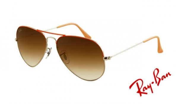 Knockoff Ray Ban RB3025 Aviator Sunglasses Red Arista Frame Crystal ...