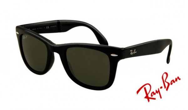 knock off ray ban wayfarer sunglasses  quick view · knockoff ray ban rb4105 folding wayfarer sunglasses glossy black frame