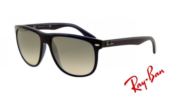 3b2fc7ca46f Knockoff Ray Ban RB4147 Sunglasses Black Frame Crystal Green Gradient